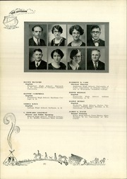 Page 10, 1929 Edition, Frankfort High School - Cauldron Yearbook (Frankfort, IN) online yearbook collection