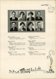 Page 11, 1929 Edition, Frankfort High School - Cauldron Yearbook (Frankfort, IN) online yearbook collection