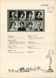 Page 13, 1929 Edition, Frankfort High School - Cauldron Yearbook (Frankfort, IN) online yearbook collection