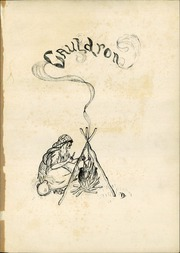 Page 3, 1929 Edition, Frankfort High School - Cauldron Yearbook (Frankfort, IN) online yearbook collection