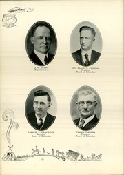 Page 8, 1929 Edition, Frankfort High School - Cauldron Yearbook (Frankfort, IN) online yearbook collection