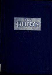 Frankfort High School - Cauldron Yearbook (Frankfort, IN) online yearbook collection, 1930 Edition, Page 1
