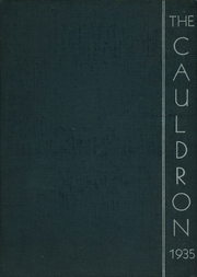 Page 1, 1935 Edition, Frankfort High School - Cauldron Yearbook (Frankfort, IN) online yearbook collection