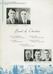 Page 12, 1935 Edition, Frankfort High School - Cauldron Yearbook (Frankfort, IN) online yearbook collection
