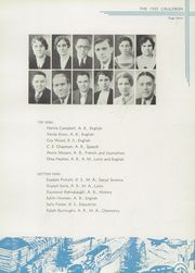 Page 13, 1935 Edition, Frankfort High School - Cauldron Yearbook (Frankfort, IN) online yearbook collection