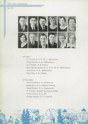 Page 14, 1935 Edition, Frankfort High School - Cauldron Yearbook (Frankfort, IN) online yearbook collection