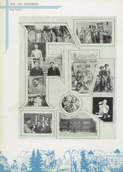 Page 16, 1935 Edition, Frankfort High School - Cauldron Yearbook (Frankfort, IN) online yearbook collection