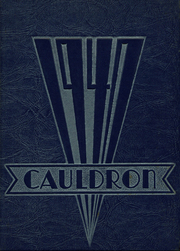 1940 Edition, Frankfort High School - Cauldron Yearbook (Frankfort, IN)