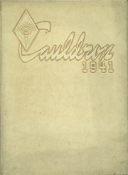 1941 Edition, Frankfort High School - Cauldron Yearbook (Frankfort, IN)