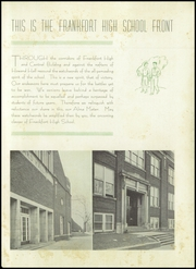 Page 7, 1943 Edition, Frankfort High School - Cauldron Yearbook (Frankfort, IN) online yearbook collection