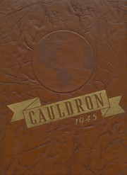 Frankfort High School - Cauldron Yearbook (Frankfort, IN) online yearbook collection, 1945 Edition, Page 1