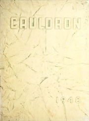 1948 Edition, Frankfort High School - Cauldron Yearbook (Frankfort, IN)