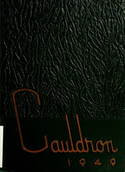 1949 Edition, Frankfort High School - Cauldron Yearbook (Frankfort, IN)