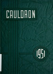 1951 Edition, Frankfort High School - Cauldron Yearbook (Frankfort, IN)