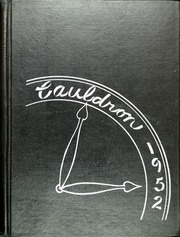 1952 Edition, Frankfort High School - Cauldron Yearbook (Frankfort, IN)