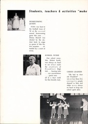 Page 12, 1952 Edition, Frankfort High School - Cauldron Yearbook (Frankfort, IN) online yearbook collection