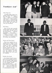 Page 13, 1952 Edition, Frankfort High School - Cauldron Yearbook (Frankfort, IN) online yearbook collection