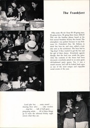 Page 18, 1952 Edition, Frankfort High School - Cauldron Yearbook (Frankfort, IN) online yearbook collection