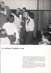 Page 21, 1952 Edition, Frankfort High School - Cauldron Yearbook (Frankfort, IN) online yearbook collection