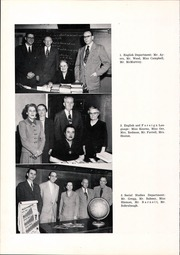 Page 24, 1952 Edition, Frankfort High School - Cauldron Yearbook (Frankfort, IN) online yearbook collection