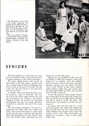 Page 27, 1952 Edition, Frankfort High School - Cauldron Yearbook (Frankfort, IN) online yearbook collection