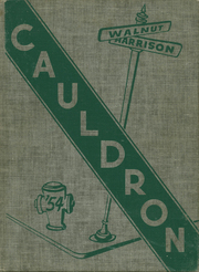 Page 1, 1954 Edition, Frankfort High School - Cauldron Yearbook (Frankfort, IN) online yearbook collection