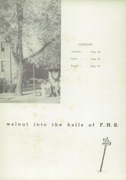 Page 7, 1954 Edition, Frankfort High School - Cauldron Yearbook (Frankfort, IN) online yearbook collection