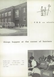 Page 8, 1954 Edition, Frankfort High School - Cauldron Yearbook (Frankfort, IN) online yearbook collection