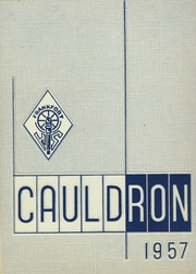 1957 Edition, Frankfort High School - Cauldron Yearbook (Frankfort, IN)