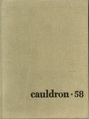 1958 Edition, Frankfort High School - Cauldron Yearbook (Frankfort, IN)