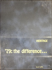 1979 Edition, Hamilton Heights High School - Heritage Yearbook (Arcadia, IN)