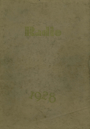 1928 Edition, Markleville High School - Arabian Yearbook (Markleville, IN)