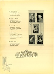 Page 16, 1929 Edition, Markleville High School - Arabian Yearbook (Markleville, IN) online yearbook collection