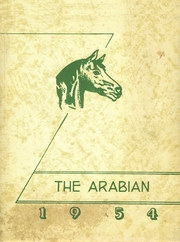 1954 Edition, Markleville High School - Arabian Yearbook (Markleville, IN)