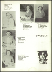 Page 11, 1955 Edition, Markleville High School - Arabian Yearbook (Markleville, IN) online yearbook collection