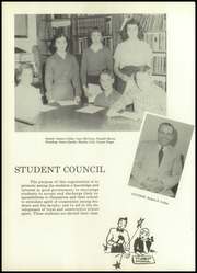 Page 16, 1955 Edition, Markleville High School - Arabian Yearbook (Markleville, IN) online yearbook collection