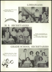 Page 17, 1955 Edition, Markleville High School - Arabian Yearbook (Markleville, IN) online yearbook collection