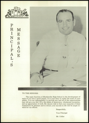 Page 8, 1955 Edition, Markleville High School - Arabian Yearbook (Markleville, IN) online yearbook collection