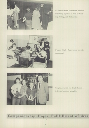 Page 12, 1958 Edition, Markleville High School - Arabian Yearbook (Markleville, IN) online yearbook collection
