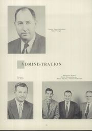 Page 16, 1958 Edition, Markleville High School - Arabian Yearbook (Markleville, IN) online yearbook collection