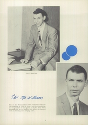 Page 6, 1958 Edition, Markleville High School - Arabian Yearbook (Markleville, IN) online yearbook collection