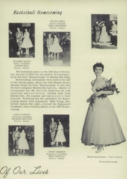 Page 13, 1959 Edition, Markleville High School - Arabian Yearbook (Markleville, IN) online yearbook collection