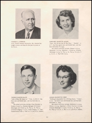 Page 15, 1953 Edition, New Palestine High School - Avalon Yearbook (New Palestine, IN) online yearbook collection
