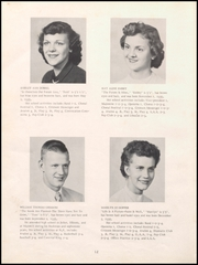 Page 16, 1953 Edition, New Palestine High School - Avalon Yearbook (New Palestine, IN) online yearbook collection