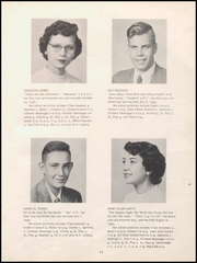 Page 17, 1953 Edition, New Palestine High School - Avalon Yearbook (New Palestine, IN) online yearbook collection