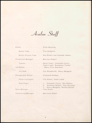 Page 8, 1953 Edition, New Palestine High School - Avalon Yearbook (New Palestine, IN) online yearbook collection