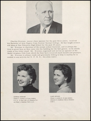 Page 16, 1954 Edition, New Palestine High School - Avalon Yearbook (New Palestine, IN) online yearbook collection