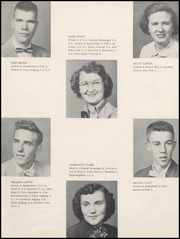 Page 17, 1954 Edition, New Palestine High School - Avalon Yearbook (New Palestine, IN) online yearbook collection