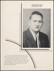 Page 9, 1954 Edition, New Palestine High School - Avalon Yearbook (New Palestine, IN) online yearbook collection