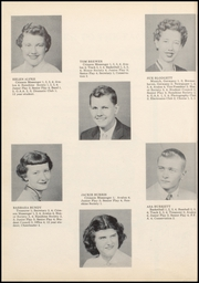 Page 16, 1955 Edition, New Palestine High School - Avalon Yearbook (New Palestine, IN) online yearbook collection